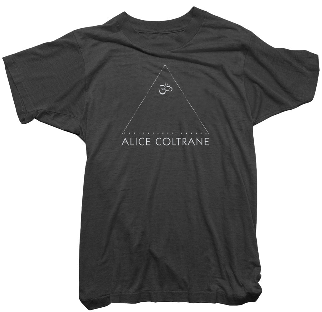Alice Coltrane T-Shirt - Triangle Tee