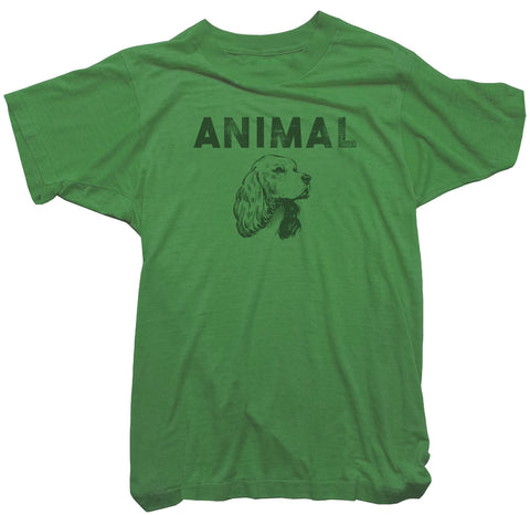 Animal T-Shirt - Worn Free Animal Tee