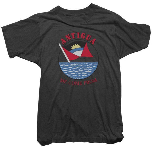 Worn Free T-Shirt - Antigua Tee