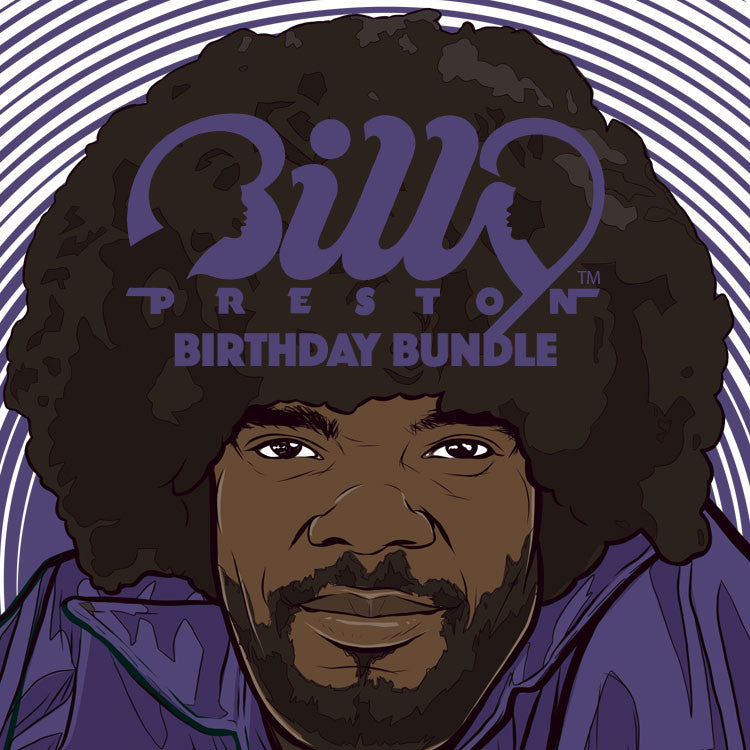 Billy Preston T-Shirt Bundle