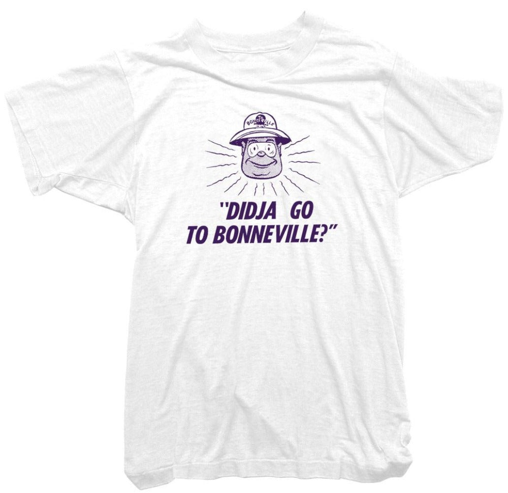 Tom Medley T-Shirt - Bonneville Tee