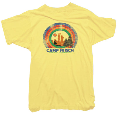 Worn Free Tee - Camp Frisch T-Shirt