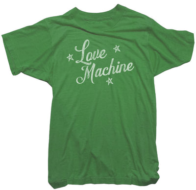Cheech & Chong T-Shirt - Love Machine Tee