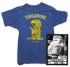 Blondie T-Shirt - Singapore Tee worn by Chris Stein