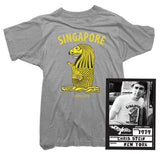 Blondie - Chris Stein Singapore Tee