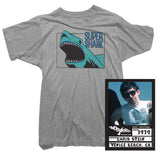 Blondie - Chris Stein Super Shark Tee