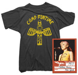 Blondie - Debbie Harry Camp Funtime Tee
