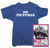 Blondie T-Shirt - No Pictures Tee worn by Debbie Harry