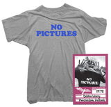 Blondie - Debbie Harry No Pictures Tee
