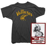 Blondie T-Shirt - Vultures Tee worn by Debbie Harry