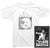 Dee Dee Ramone T-Shirt - I Kill Moonies Tee worn by Dee Dee Ramone