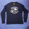 Detroit Jazz Sweatshirt Sample (Mens Only)