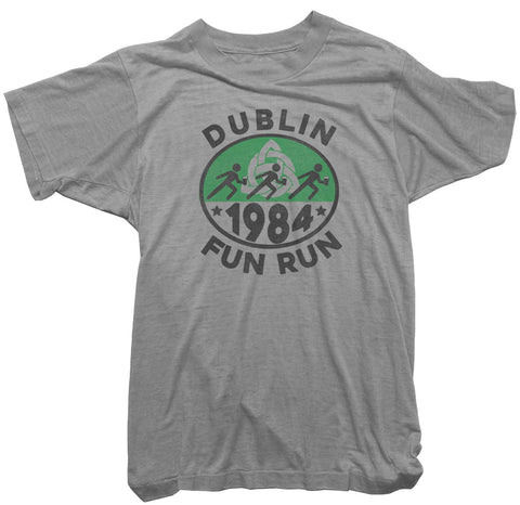Worn Free T-Shirt - Dublin Fun Run Tee