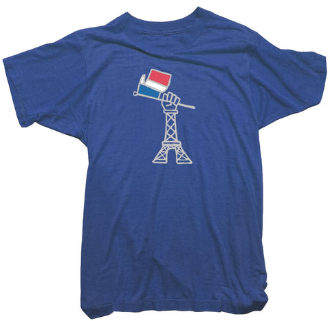 CDR T-Shirt - Eiffel Tower Tee