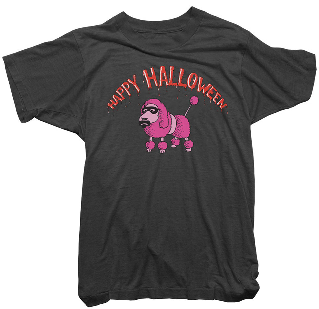 Halloween Poodle T-Shirt. Frank