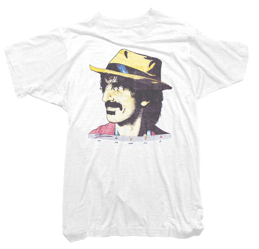 a2e7d37f4 Frank Zappa Rock T-Shirt - Guitar Hero Tee. - Worn Free