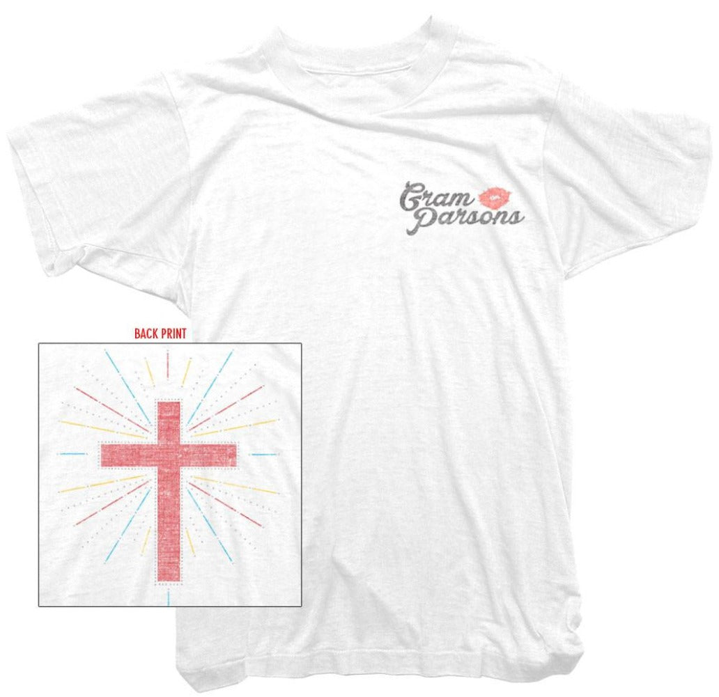 Gram Parsons T-Shirt - Cross Tee