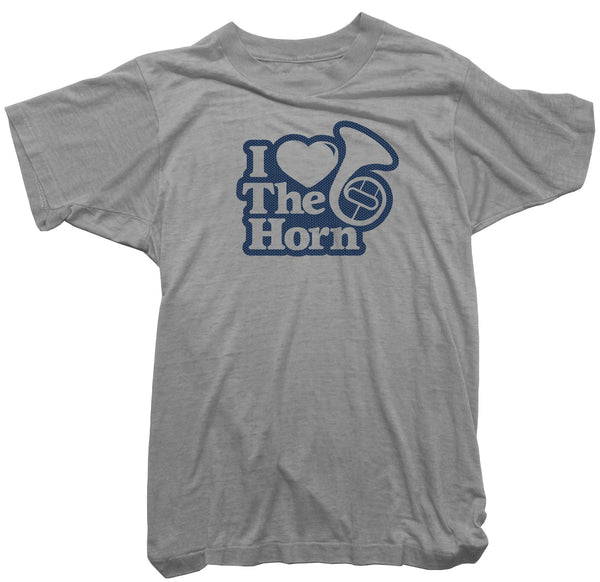 Worn Free T-Shirt - The Horn Tee