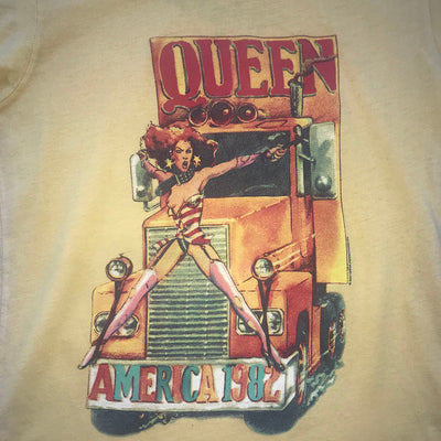 Queen Tour T-Shirt Sample (Womens) 2006 Size Small