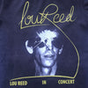 Lou Reed T-Shirt Sample (Womens) 2006 Size Small