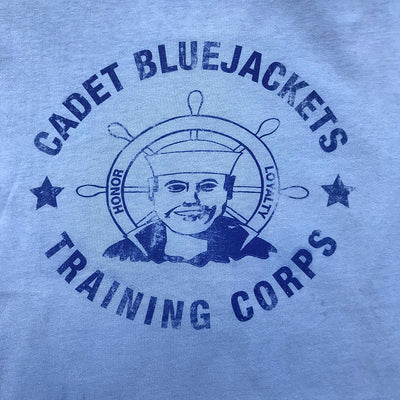 Cadet Blue Jackets Sample 2007 as worn by Debbie Harry Size Medium