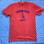 Rockaway Beach Flock T-Shirt Sample from 2007 Mens Medium