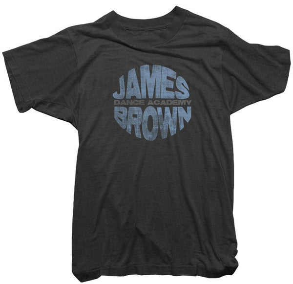 James Brown - Dance Academy Tee