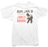 James Brown - Jan 9th Tee