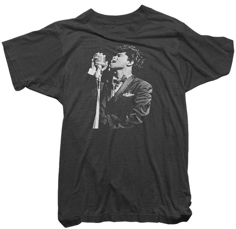 James Brown T-shirt - Microphone Tee