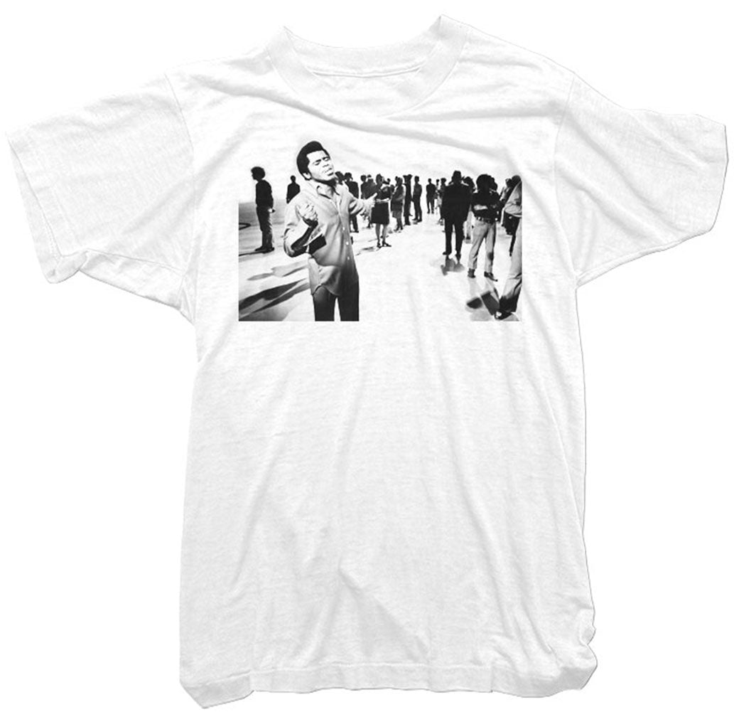 James Brown T-Shirt - Soul Dance Tee