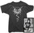 Joan Jett T-Shirt - Skull & Snake Tee worn by Joan Jett