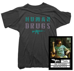 Joe Strummer - Human Drugs Tee