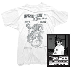 Joe Strummer - Magnificent 9 Tee