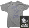 Johnny Ramone T-shirt - Hollywood Rabbit Tee worn by Johnny Ramone