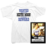 Keith Moon - Wanted Tee