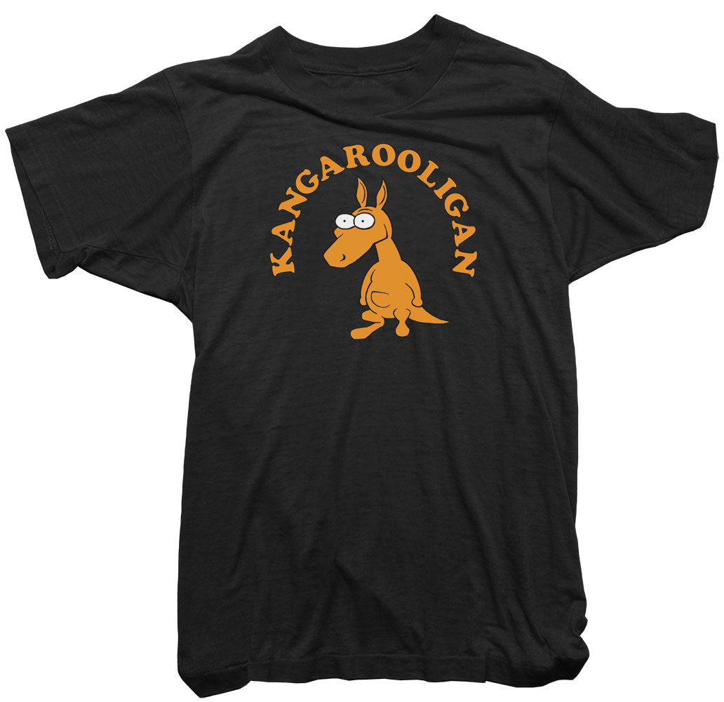 Kangaroo T-Shirt - Wonga World Kangarooligan Tee