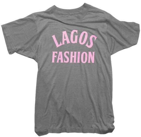 Worn Free T-Shirt - Lagos Fashion Tee