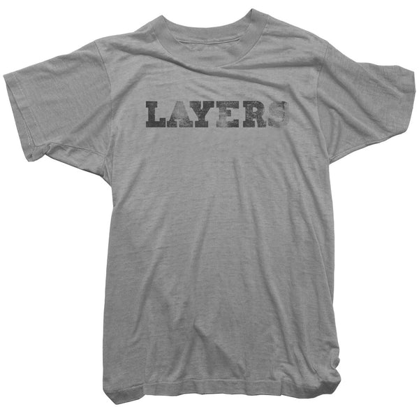 Worn Free T-Shirt - Layers Tee