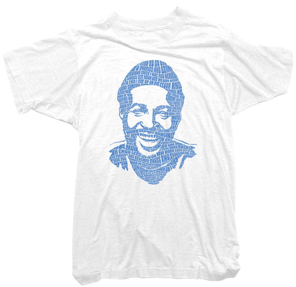 Marvin Gaye - Lyrical Portrait Tee