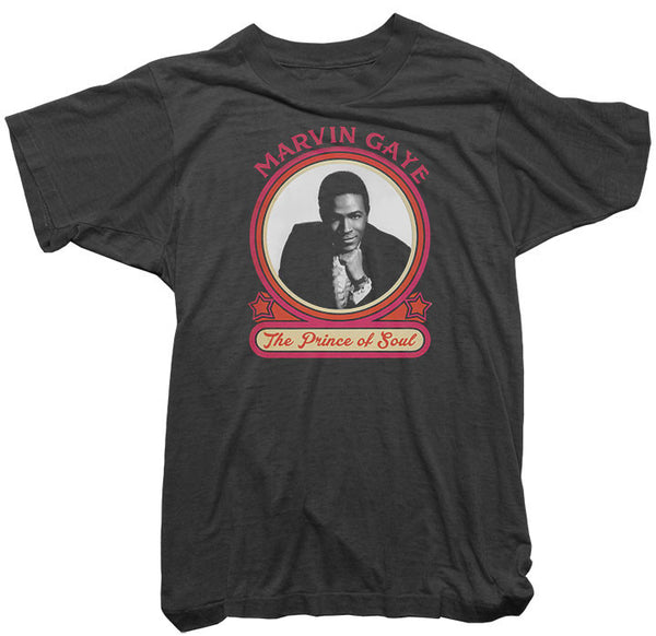 Marvin Gaye - Prince of Soul Tee