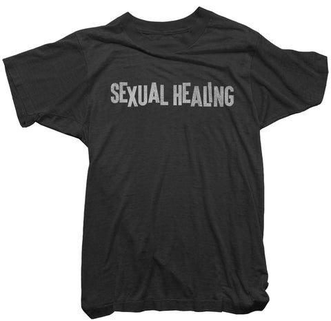 Marvin Gaye T-Shirt - Sexual Healing Tee