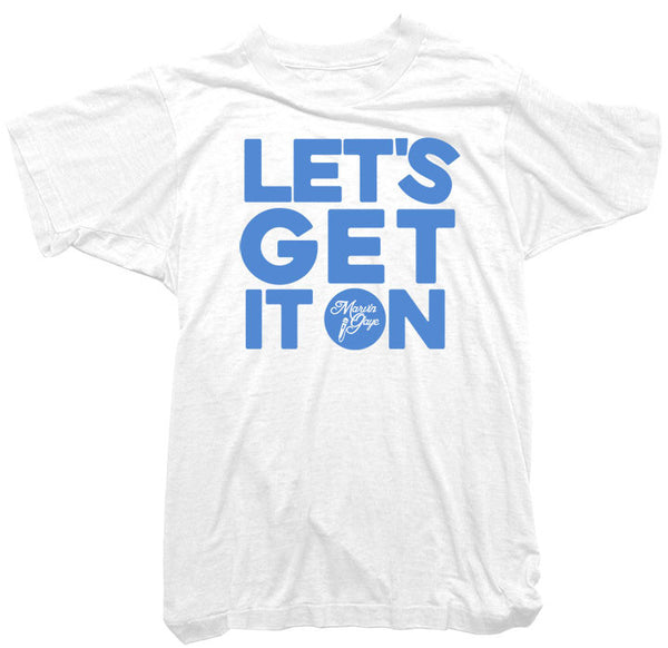 Marvin Gaye - Let's Get It On Tee