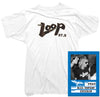 Mick Ronson T-Shirt - The Loop Tee worn by Mick Ronson