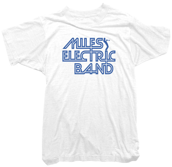 Miles Davis T-Shirt - Miles Electric Band Tee