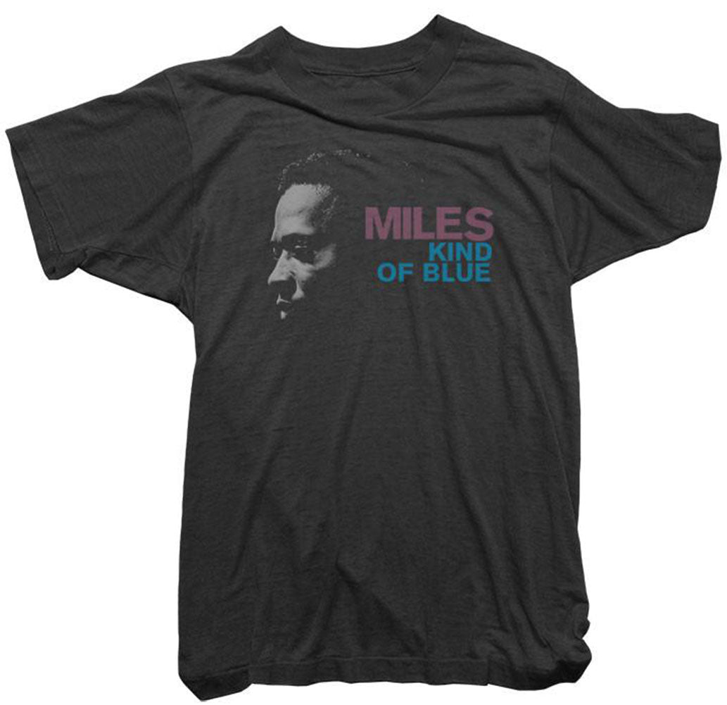 Miles Davis T-Shirt - Kind of Blue Tee
