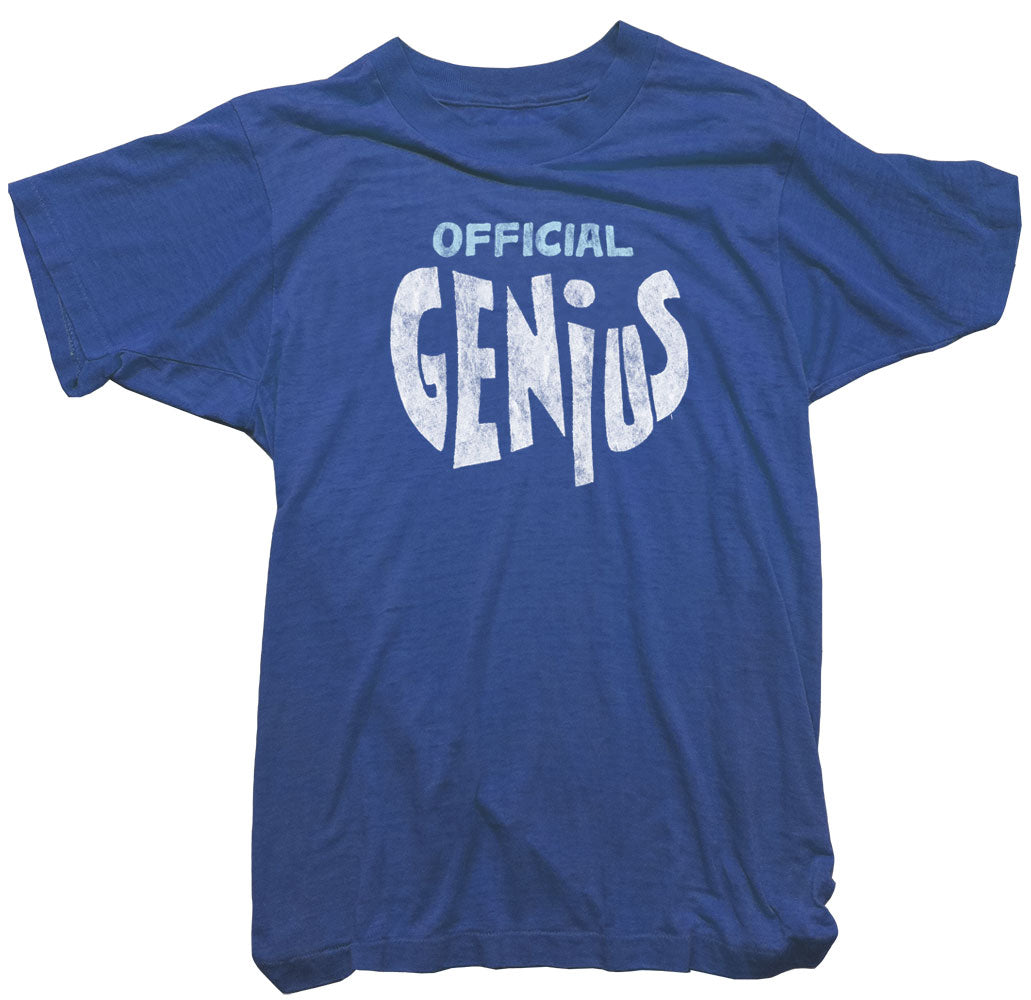 Worn Free Tee - Official Genius T-Shirt