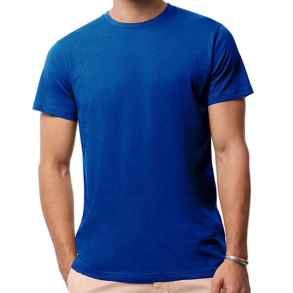 Mens Custom Organic T-Shirt