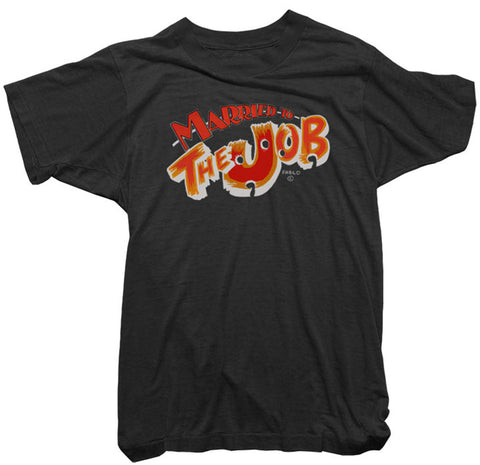 Pablo Ferro - Married to the Job tee