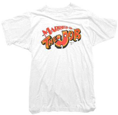 Pablo Ferro T-Shirt - Married to the Job tee