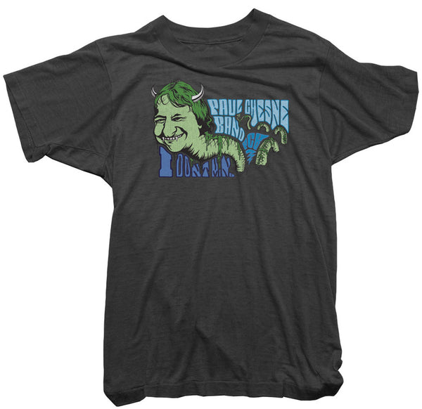 Paul Chesne T-Shirt - Sea Monster Tee